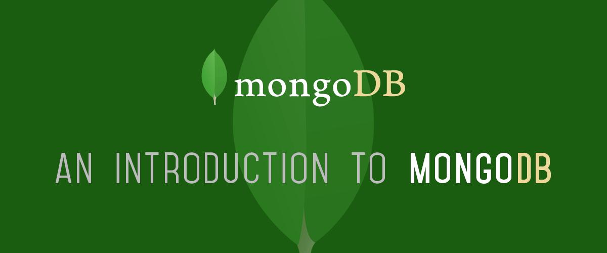 introduction-to-mongodb